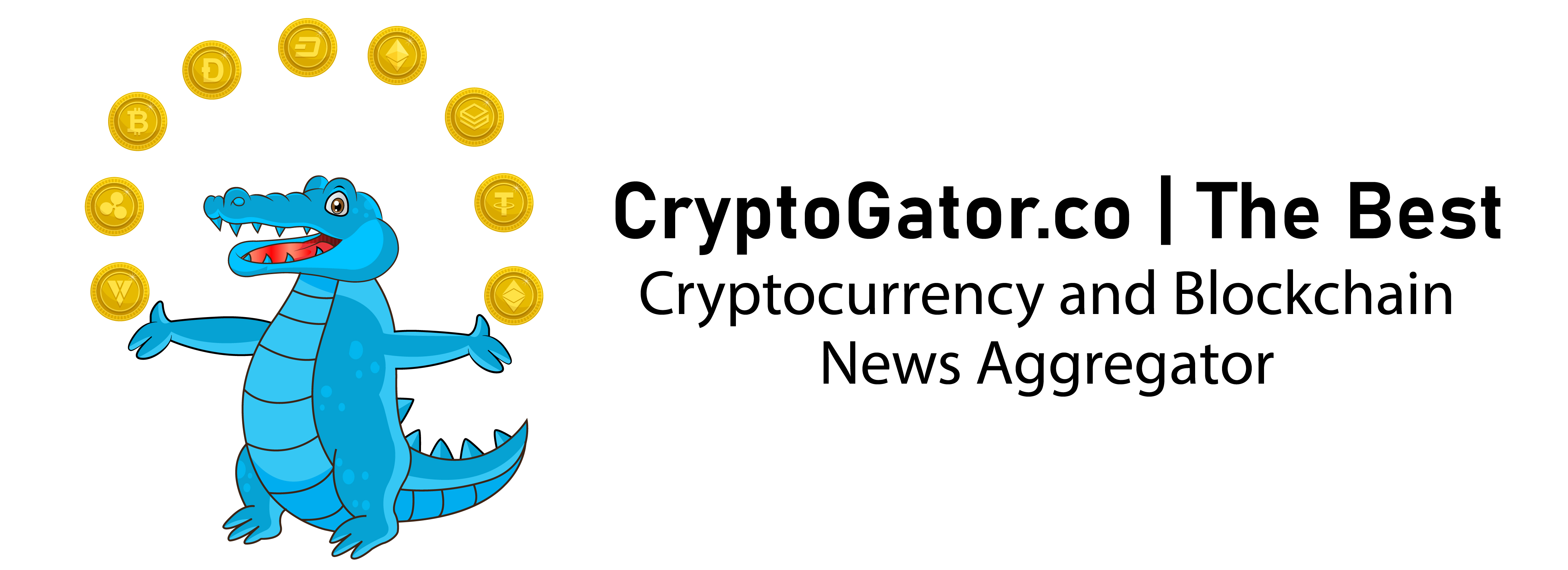 CryptoGator.co | The Best Cryptocurrency and Blockchain News Aggregator
